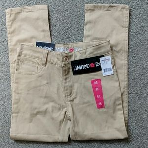 Limited too girls pants
